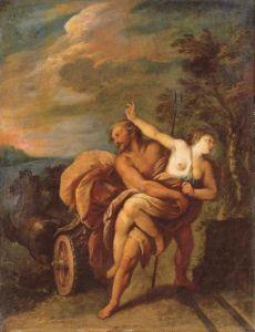 Carlo Francesco Nuvolone O Rapto de Proserpina 1630-1640